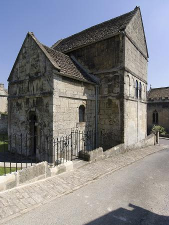 ethel-davies-the-saxon-church-of-st-lawrence-built-between-705-and-921ad-bradford-on-avon-wiltshire-england