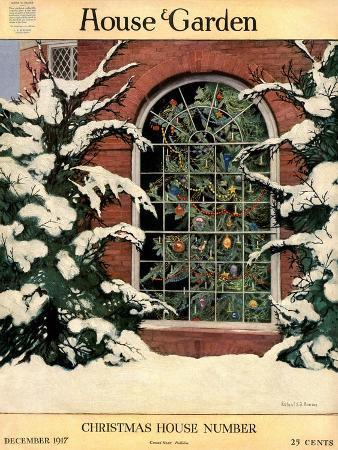 ethel-franklin-betts-baines-house-garden-cover-december-1917