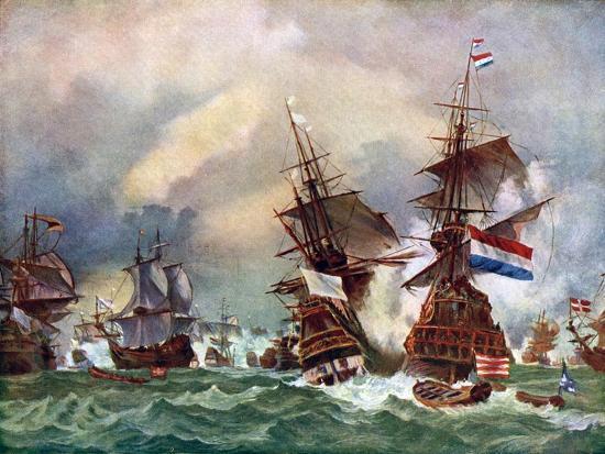 eugene-isabey-the-battle-of-texel-1673-c192