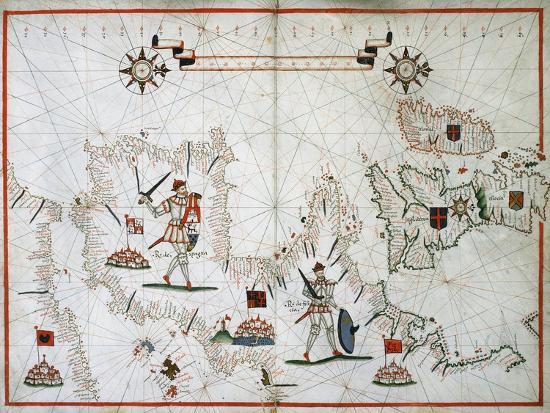 european-coast-to-denmark-and-the-british-isles-western-mediterranean