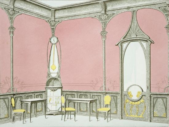 f-barabas-interior-design-for-a-brasserie-illustration-from-menuiserie-d-art-nouveau-published-c-1900