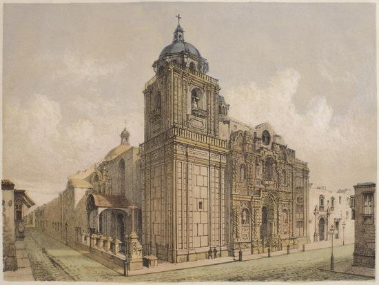 f-delamare-church-of-la-merced-lima-illustration-from-geografia-del-peru-by-mariano-felipe-paz-soldan