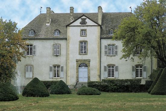facade-of-a-castle-chateau-du-chassan-auvergne-france