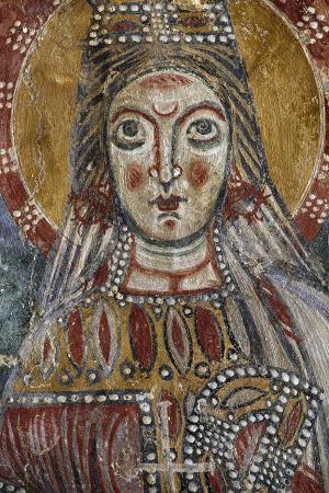 face-of-saint-detail-from-12th-century-fresco-grotto-of-saints-calvi-risorta-campania-italy