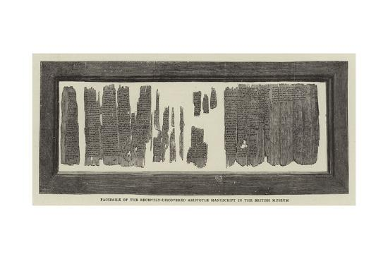 facsimile-of-the-recently-discovered-aristotle-manuscript-in-the-british-museum