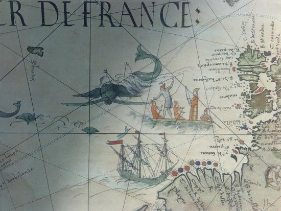 facsmile-of-whaling-and-isle-of-saint-brandon-detail-from-a-portolan-map-by-pierre-desceliers