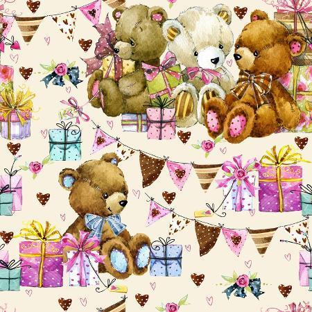 faenkova-elena-cute-teddy-bear-seamless-pattern-kids-birthday-watercolor-background