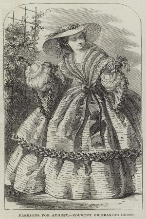 fashions-for-august-country-or-seaside-dress