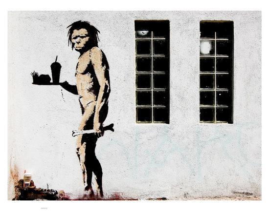 fast-food-caveman