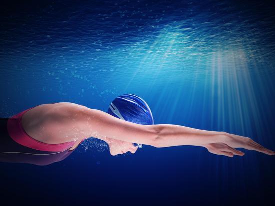 federico-caputo-woman-swimmer