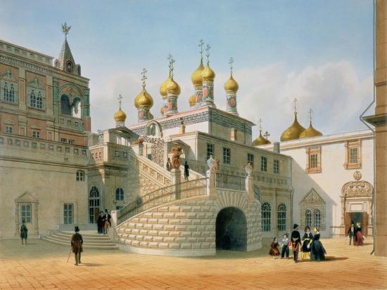 felix-benoist-view-of-the-boyar-palace-in-the-moscow-kremlin-printed-by-lemercier-paris-1840s