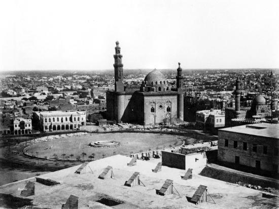 felix-bonfils-general-view-of-cairo-egypt-1878