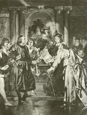 felix-octavius-carr-darley-merchant-of-venice-act-iv-scene-i