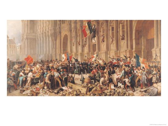 felix-philippoteaux-lamartine-rejects-the-red-flag-in-1848