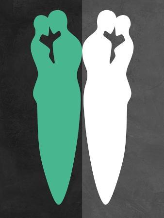 felix-podgurski-green-and-white-kiss