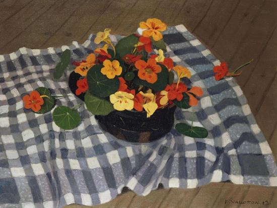 felix-vallotton-bowl-of-nasturtiums