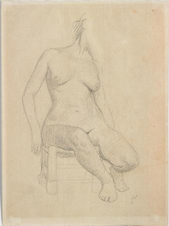 felix-vallotton-seated-nude
