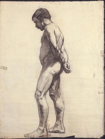 felix-vallotton-standing-male-nude
