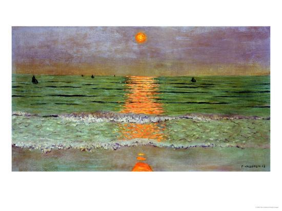 felix-vallotton-sunset-1913