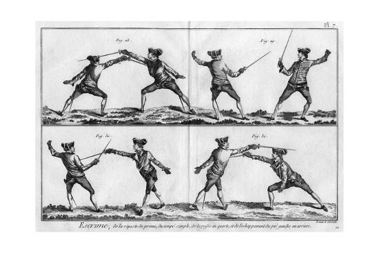 fencing-positions