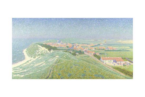 ferdinand-hart-nibbrig-view-of-zoutelande-on-the-island-of-walcheren-by-ferdinand-hart-nibbrig-1900-12