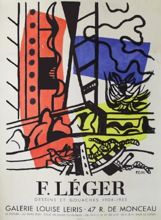 fernand-leger-expo-galerie-louise-leiris