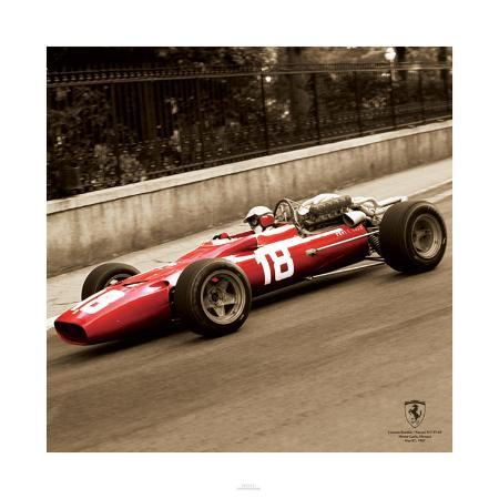ferrari-f1-vintage-bandini-67-sepia