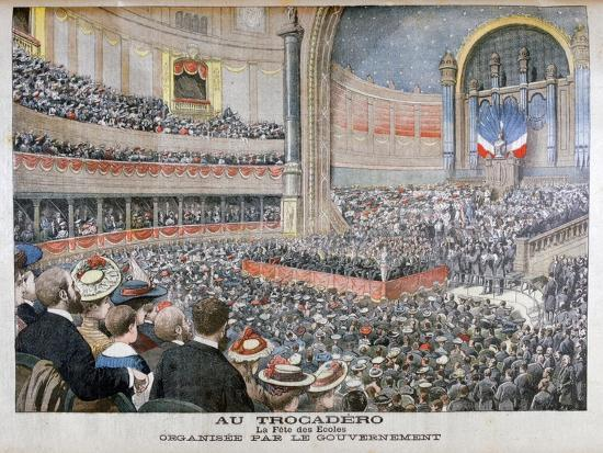 festival-of-state-schools-organised-by-the-government-at-the-trocadero-in-paris-1904