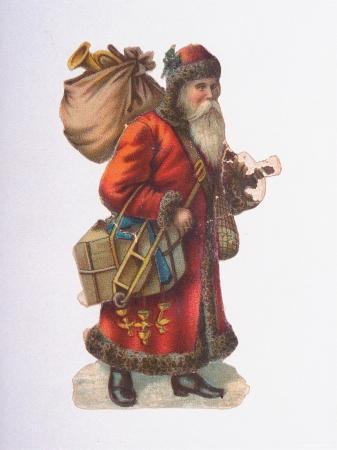 figure-of-father-christmas