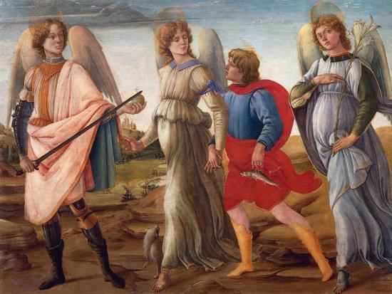 filippino-lippi-the-three-archangels-and-tobias