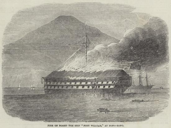 fire-on-board-the-ship-fort-william-at-hong-kong