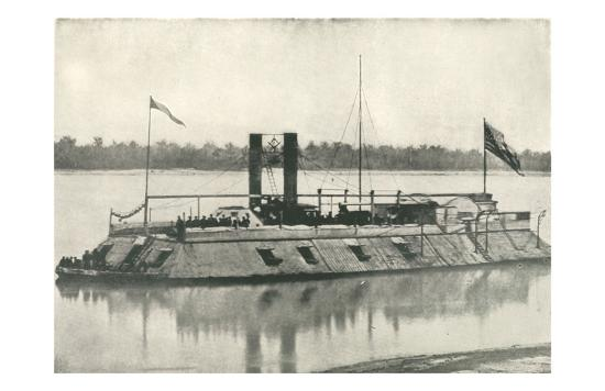 first-iron-clad-gunboat