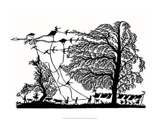 folk-art-silhouette-of-kite-flying-in-the-wind
