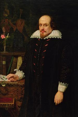 ford-madox-brown-portrait-of-william-shakespeare-1564-1616-1849