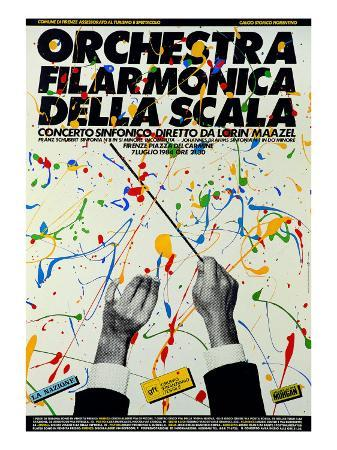 fortunato-depero-poster-of-philharmonic-orchestra-of-la-scala-theatre-symphony-concert-conducted-by-lorin-maazel