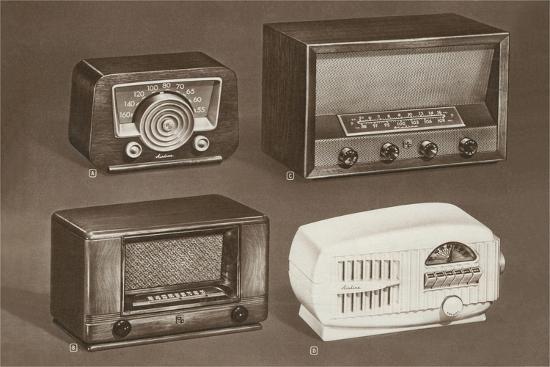 four-table-top-radios