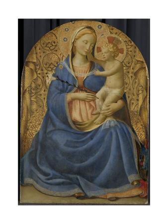 fra-angelico-madonna-of-humility-c-1440