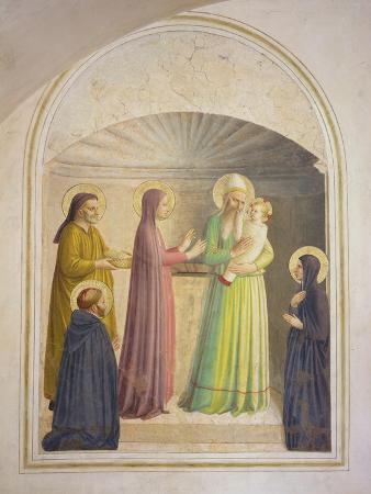 fra-angelico-the-presentation-in-the-temple-1442