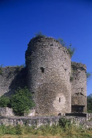 france-lorraine-13th-century-geroldseck-fortress