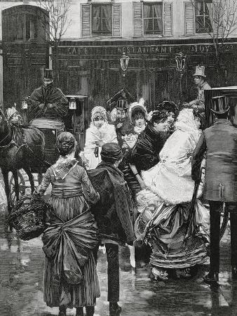 france-paris-street-scene-bourgeois-family-boarding-a-horse-carriage-1864