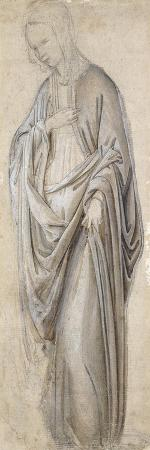 francesco-botticini-a-drapery-study-for-a-virgin-annunciate