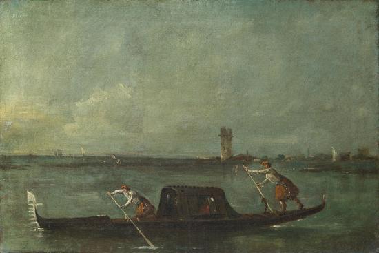 francesco-guardi-a-gondola-on-the-lagoon-near-mestre-after-1780