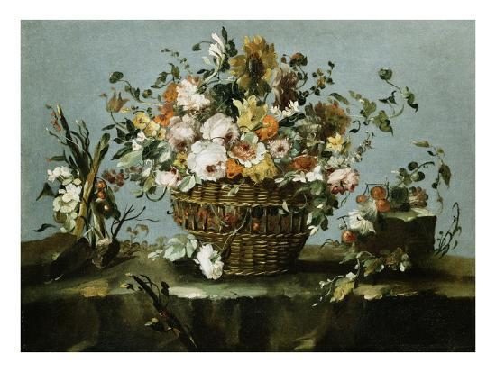 francesco-guardi-flowers-in-a-basket-and-flowers-a-sprig-of-cherries