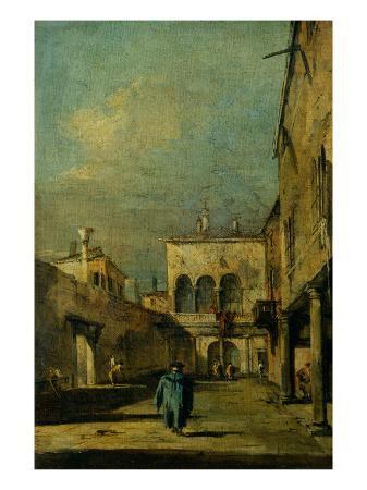 francesco-guardi-venetian-courtyard
