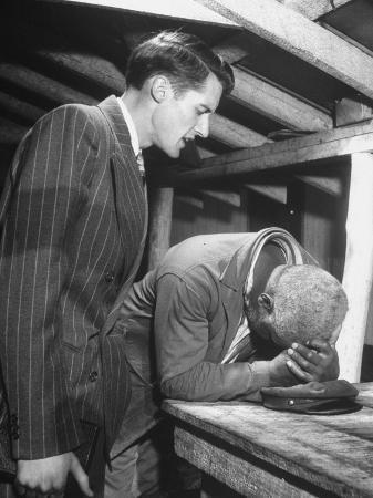 francis-miller-men-praying-to-our-lord-jesus-at-jones-university