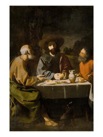 francisco-de-zurbaran-supper-at-emmaus