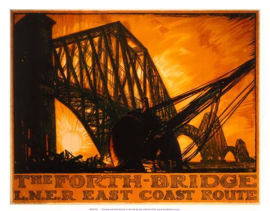 frank-brangwyn-the-forth-bridge-lner-c-1923-1947
