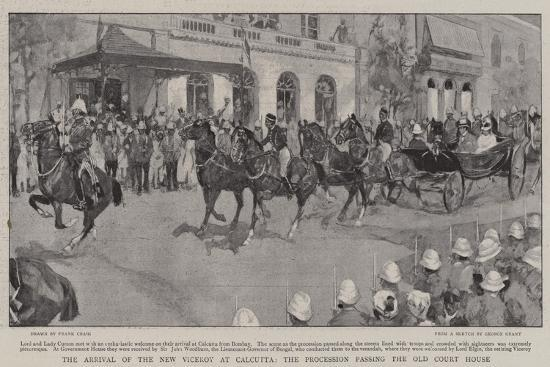 frank-craig-the-arrival-of-the-new-viceroy-at-calcutta-the-procession-passing-the-old-court-house