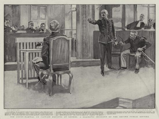 frank-craig-the-court-martial-on-captain-dreyfus-at-rennes-a-dramatic-incident-of-the-second-public-sitting