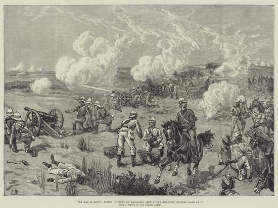 frank-dadd-the-war-in-egypt-action-in-front-of-kassassin-9-september-the-mountain-battery-hard-at-it